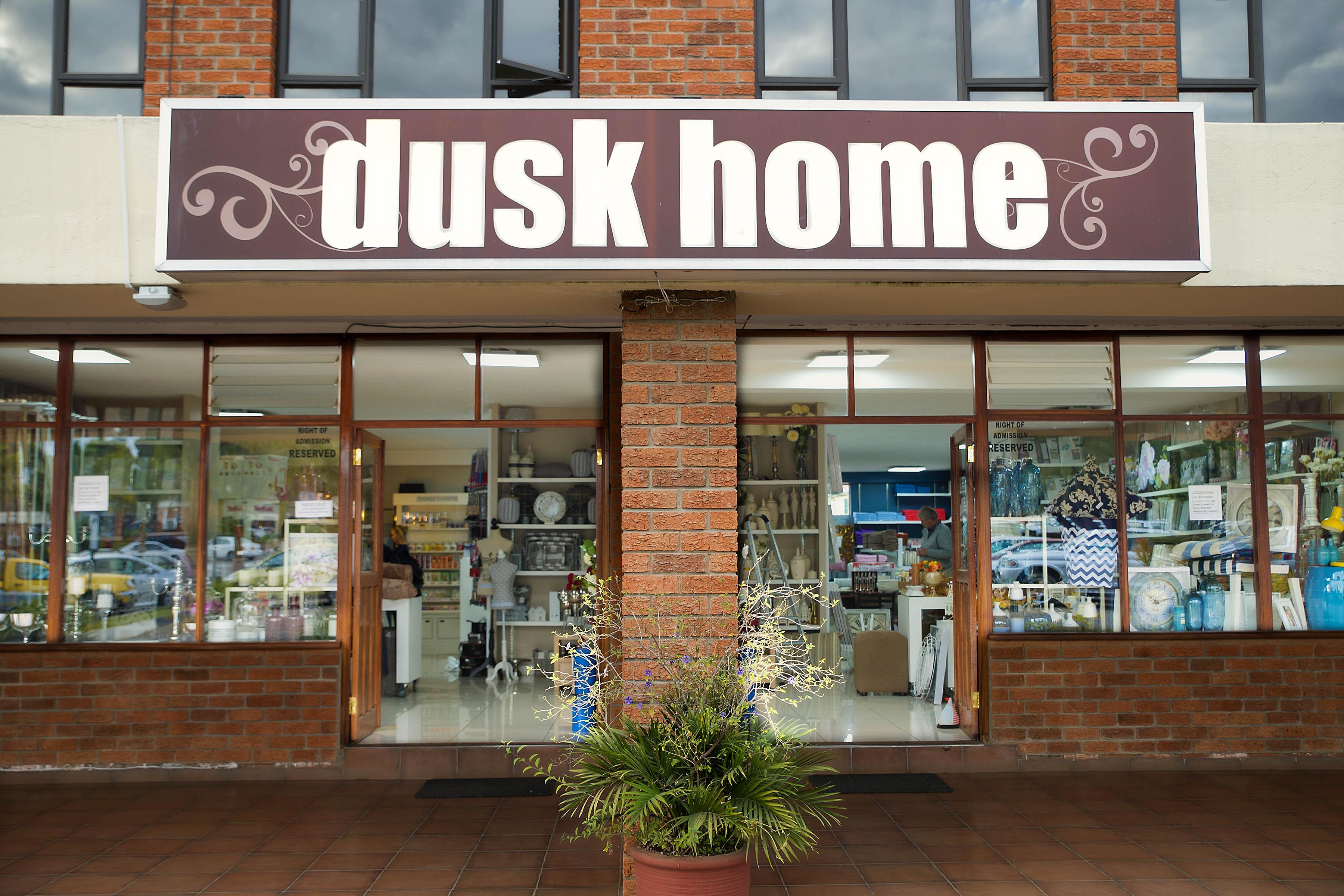 Dusk Home