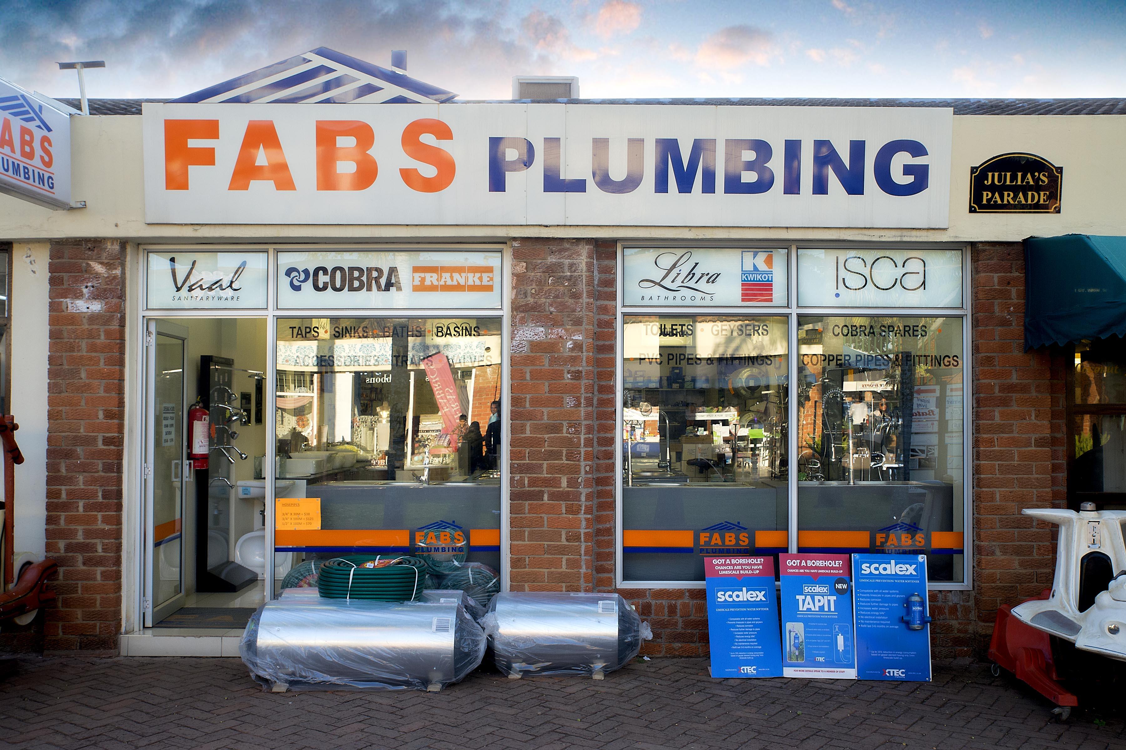 Fabs Plumbing