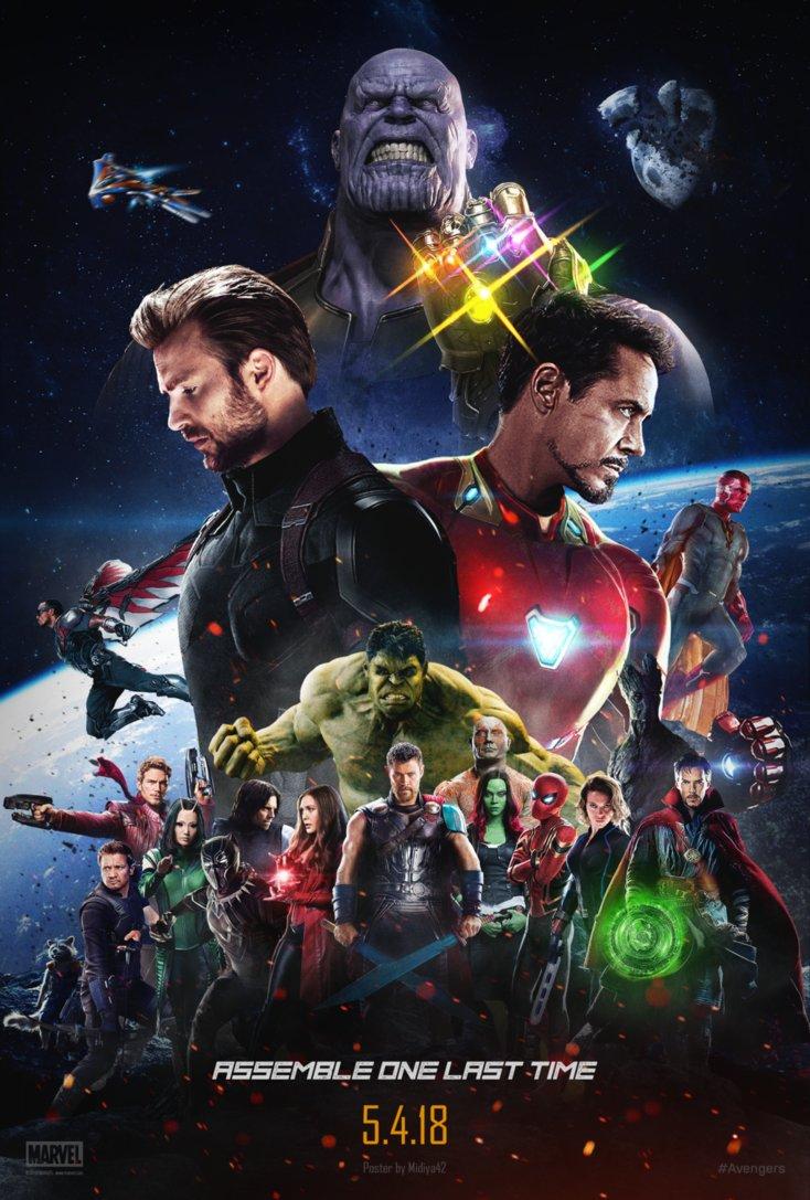 Avengers :Infinity War