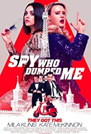 THE SPY WHO DUMPED ME (PRESTIGE)