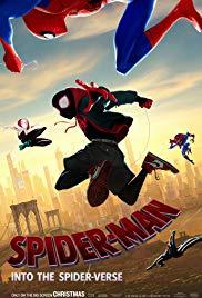 Spider Man- Into the spider verse