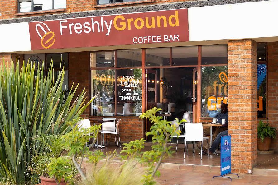 Freshly Ground